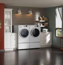 Ge Appliances Washing Machine Ge Gfwn1600jww 27 Inch 43 Cu Ft Front Load Washer In White