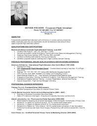Sample Flight Attendant Resume sample resume for flight attendant Savebtsaco 1