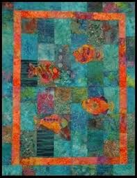 Quilt A Fish Pattern Available On Etsy - Lyn Brown's Quilting Blog & And ... Adamdwight.com