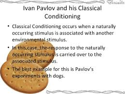 Example Of Classical Conditioning Classical Conditioning Theory G Team