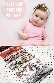 Baby Headband Pattern