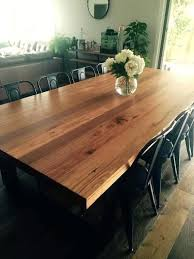 rustic dining table diy. Narrow Rustic Dining Table Tables Austral On Long . Diy