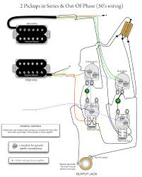 wiring diagram coil split and phase reversal my les paul forum the diagram below would be perfect if the neck push pull was wired for coil splitting anyone know what modification i can do to this for my wiring or know