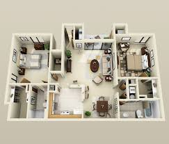 house plans with walk in closets in all bedrooms 2 bedroom apartment house plans