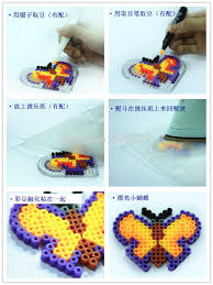whole hama beads perler beads fuse beads 5mm set of 2 template vnty001 2 jpg vnty001 3 jpg