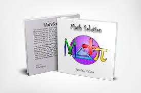 Math Solution Book Cover Design Hi I Am Skilled And Exper Flickr