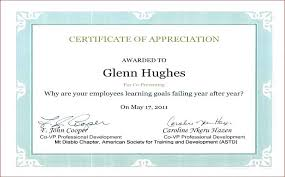 Certificate Of Recognition Wordings Certificate Of Appreciation Wording For Employees Gallery