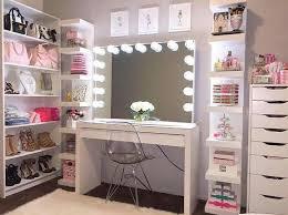 diy makeup vanity desk