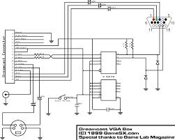 sega dreamcast vga mod 10 steps raphnet net electronique dreamcast images dricas gif