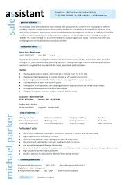 Standard Resume Template Word With Basic Free Templates Cv ...