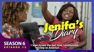 Jenifa's Diary S6EP13 - THE JOURNEY - YouTube