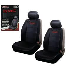 gmc seat covers new elite synthetic leather car truck 2 front seat covers set neoprene camo
