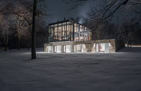 Tour Philip Johnson's modernist masterpiece The Wiley House - The Spaces