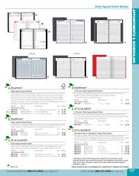 Daily Appointment Book 2015 Practice Marketing Office Supply Catalog 2015