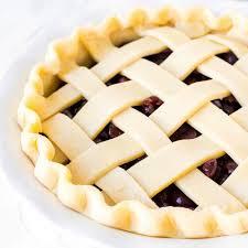 homemade pie crust real housemoms