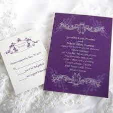 best 25 purple wedding invitations ideas on pinterest save the Cadbury Purple Wedding Invitations Online affordable wedding invitations in shades of purple at elegant wedding invites Black and Purple Wedding Invitations