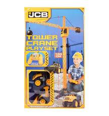 Игровой <b>набор</b> JCB Радиоуправляемый подъемный кран с ...