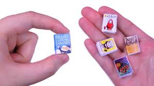 diy miniature books how to make lps crafts doll stuff miniature dollhouse things