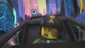 I wanted to note Racer Seven is driving away from missiles in the new  trailer...is this minor or how do you think will it play into the S12  plot?: Ninjago
