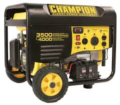 portable generators. Champion Power Equipment 46539 Gas Powered Portable Generator Review Generators
