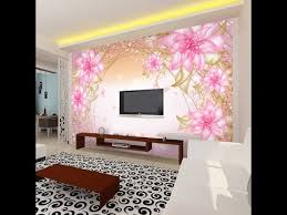 Small Picture 3D Wallpaper for wall AS Royal Decor YouTube