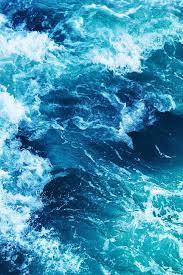 Ocean Waves Poster Artboxone In 2019 Ocean Wallpaper