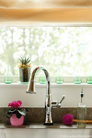 delta cassidy kitchen faucet. Delta Cassidy Touch2O Kitchen Faucet After -- Isn\u0027t It BEAUTIFUL?!? I\u0027m In Love| Via @unsophisticook On Unsophisticook.com H