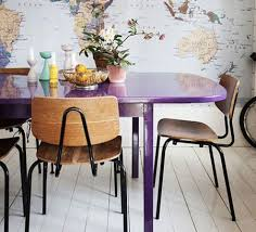 Colorful Dining Room Tables Best Ideas