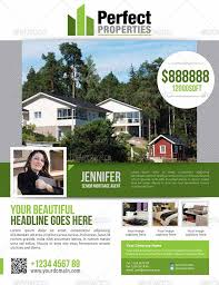 real estate flyer templates simple real estate flyer template