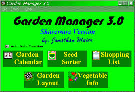 garden manager. Brilliant Manager Screenshots From Garden Manager 302 Shareware Version With D