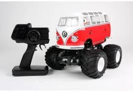 <b>Радиоуправляемая</b> модель Монстра <b>Tamiya XB</b> VW T1 Wheelie ...