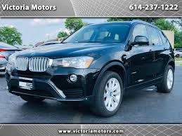 X3 Bmw Tire Pressure Light Keeps Going Used 2016 Bmw X3 Awd 4dr Xdrive28i For Sale In Columbus Oh