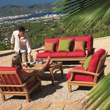 decoration in wooden patio furniture outdoor decorating images furniture ideas patio furniture cushions with wooden pattern