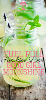 Fuel Pull Sunshine Lime Good Girl Moonshine Fit Mom Journey