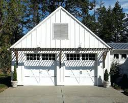 garage door arborGarage Door Arbor Garage Trellis Addition  Noble Vintage How We