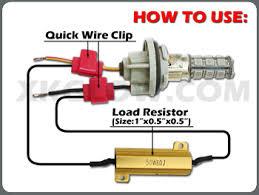 led resistor wiring diagram led image wiring diagram led atv turn signal resistor wiring diagram led auto wiring on led resistor wiring diagram