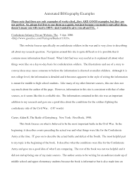 Annotated Bibliography Templates Free Word PDF Format Pinterest