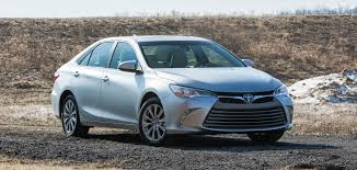 Updated With Pricing: 2015 Toyota Camry Preview
