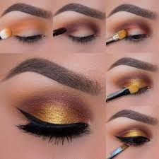 being creative with eye makeup for your wedding fwd vivah