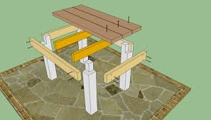 wooden outdoor table plans. Table Diy Outdoor Tables Plans Pdf Build Wooden