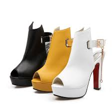 Online Shop S.Romance Women Sandals <b>Plus Size 34-43 Fashion</b> ...