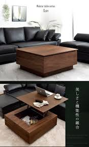 Living Room Furniture Tables 25 Best Ideas About Square Coffee Tables On Pinterest Low