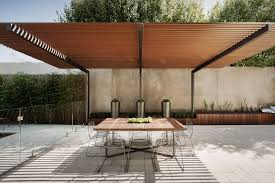 Cantilever Pergola Design Ideas Pictures Cantilevered Pergola Over Outdoor Dining Cantilever Design