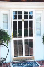 metal security screen doors. Security Storm Doors Metal Screen