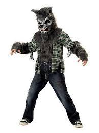 Kids Wolf <b>Costume</b> - <b>Halloween Fun</b> for Boys and Girls | Kostum