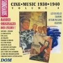 Cine Music, Vol. 4: 1930-1940
