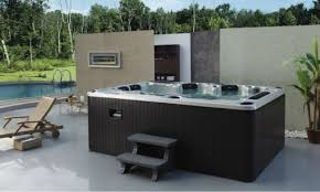 outdoor 6 seat usa balboa spa whirlpool hot tub with tv wifi for jacuzzi function