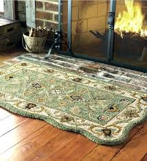fireplace rugs fire ant for fireproof rustic carpet hearth flame resistant fire ant rugs