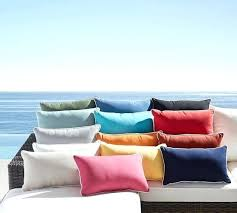 outdoor cushions sunbrella roll over image to zoom custom outdoor seat cushions sunbrella