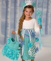 Crochet Princess Dress Pattern Free